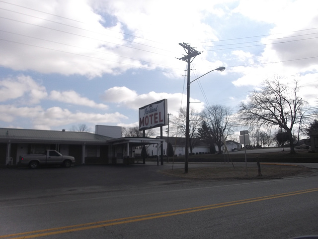 Parkland Motel.