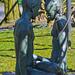 20140310 0820VRAw [D-E] Skulptur, Gruga-Park, Essen