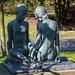 20140310 0819VRAw [D-E] Skulptur, Gruga-Park, Essen