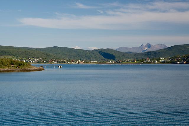 Le Solbergfjord à Sørreisa 2