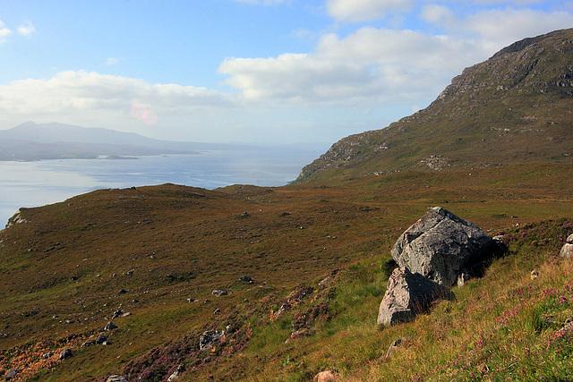 View Of Loch Kishorn