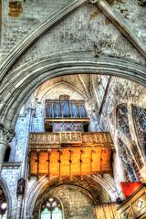Eglise Notre Dame de Moret sur Loing