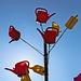 20140310 0759VRAw [D-E] Gießkannen-Lampen, Gruga-Park, Essen