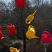 20140310 0758VRAw [D-E] Gießkannen-Lampen, Gruga-Park, Essen