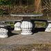 20140310 0716VRAw [D-E] Gruga-Park, Sitzgruppe-