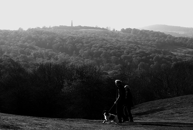 On the Malvern Hills