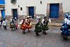 Carnaval à Cusco