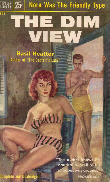Basil Heatter - The Dim View