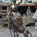 20140304 0463VRAw [TR] Kappadokien, Mönchstal, Skulptur