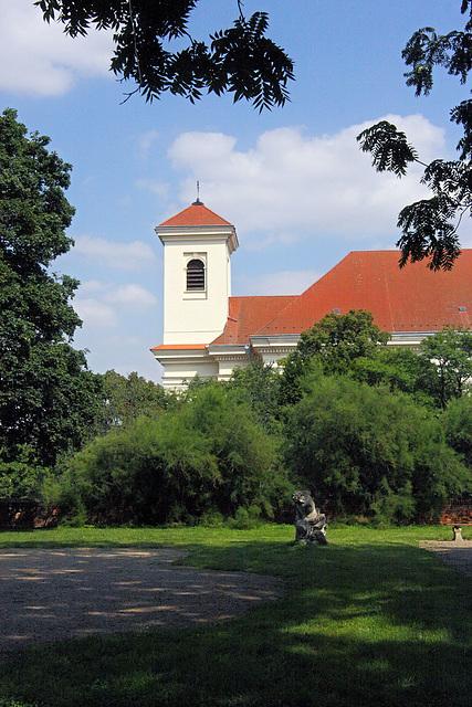 Slavkov Chateau 3