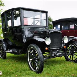 1921 Ford Model T - BS 9559