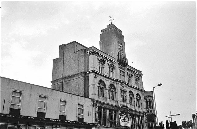 Peckham Palais, Peckham, London SE.