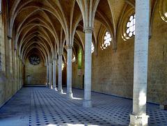 Soissons - Abbey of St. Jean des Vignes