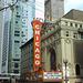 Chicago theatre, State Street.