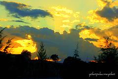 Tramonti di Sardegna-Couchers de soleil en Sardaigne