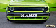1990 VW Golf Mk2 GTI - G609 GPY