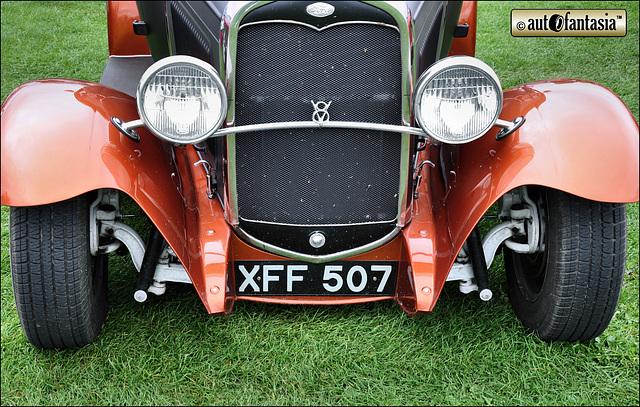 1931 Ford Model A - XFF 507