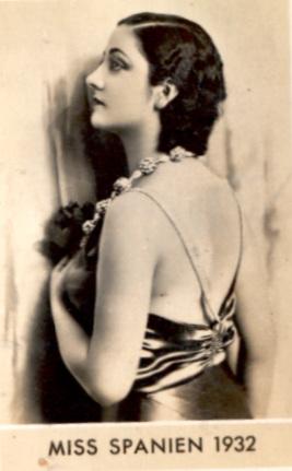 Miss Spanien 1932 (1)