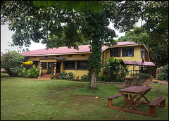 Entebbe Airport Guest House