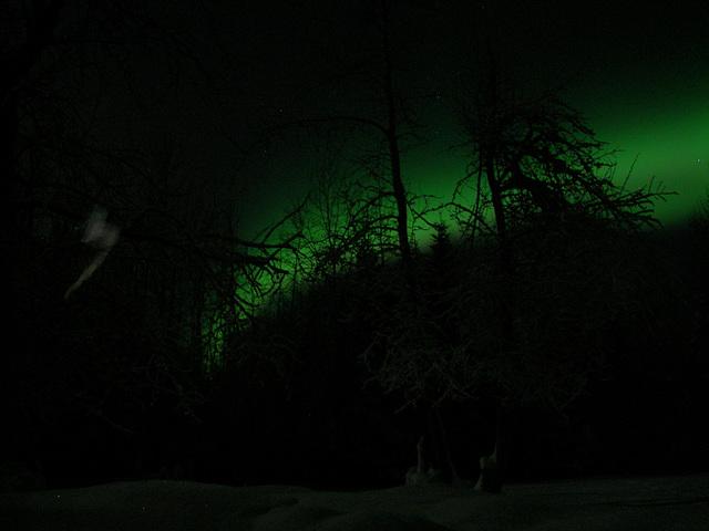 A little more aurora
