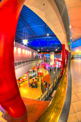 Centre commercial Carré Sénart