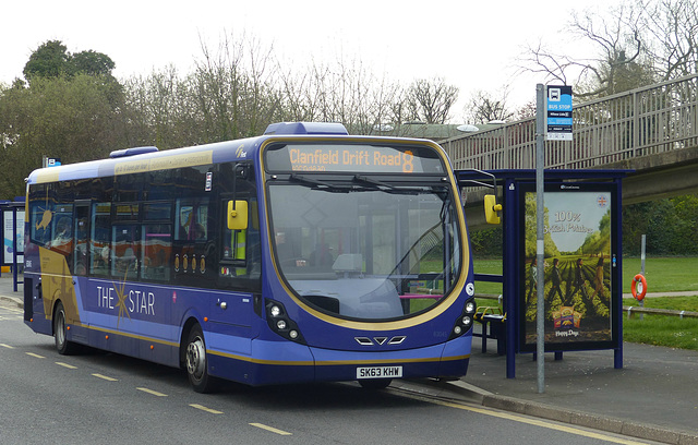 First at Hilsea (5) - 31 March 2014