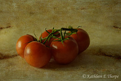 Vine Ripe Tomatoes and Lenabem Texture 030414