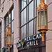 Art Deco Grill – Walnut and 16th Streets, Philadelphia, Pennsylvania
