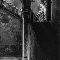 Escaliers .