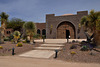 Los Cedros - der Eingang
