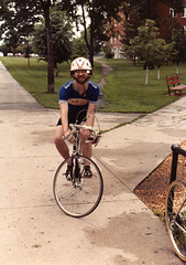Age 32: Joel @ Macalester College