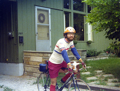 Age 29: Have Bicycle, will Travel