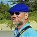 Age 56: Portrait in Blue