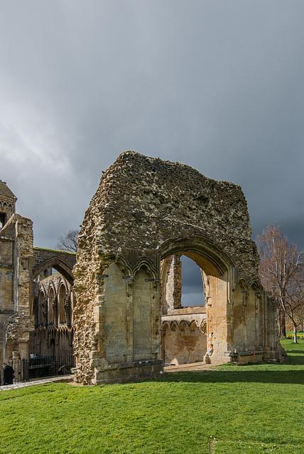 Glastonbury Abbey - 20140322
