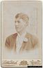 Young man by Elbl és Pietsch (recto)