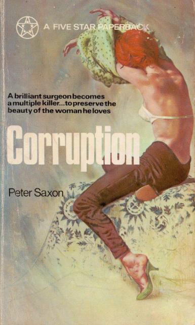 Peter Saxon - Corruption