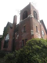 First Baptist Church.
