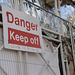 Danger Keep off our NHS