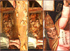 Wood Shavings turned Pope