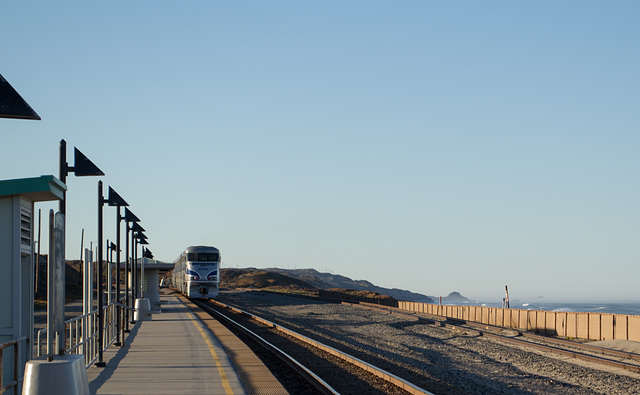 Lompoc Amtrak Surfliner (1195)
