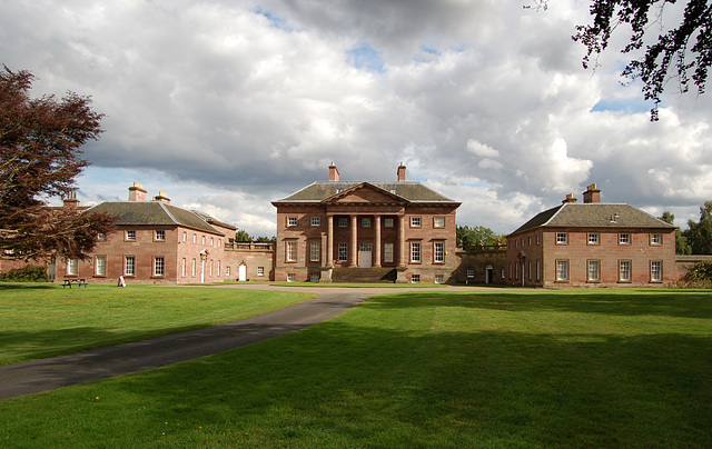 Paxton House, Borders, Scotland