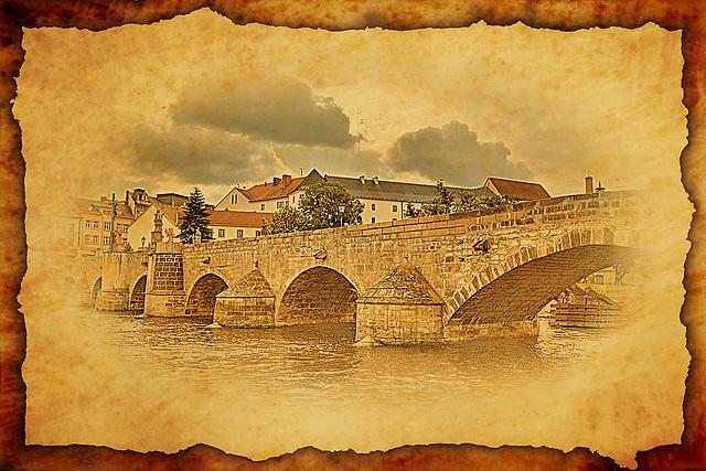 Kamenný most Písek_2
