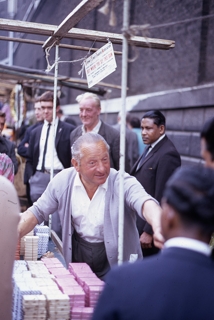 Portobello Road Market - 1967