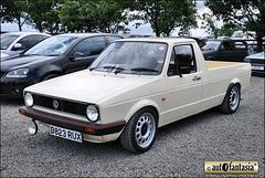 1987 VW Golf Caddy - D823 RUX