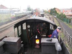 Great Central Railway, Loughborough 15th November 2004