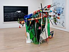 """Sehr moderne Kunst im """"Lenbachhaus"""""""
