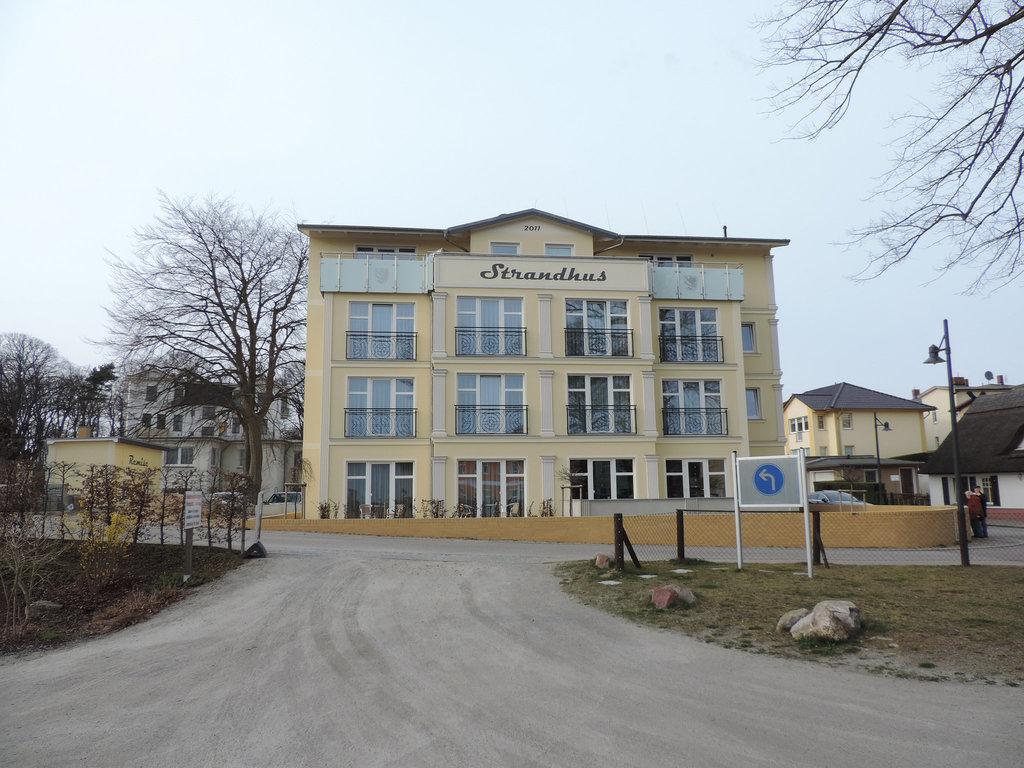 Ahlbeck -  Aparthotel Strandhus