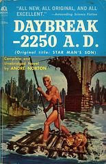 Ace Books D-534 - Andre Norton - Daybreak- 2250 A.D.