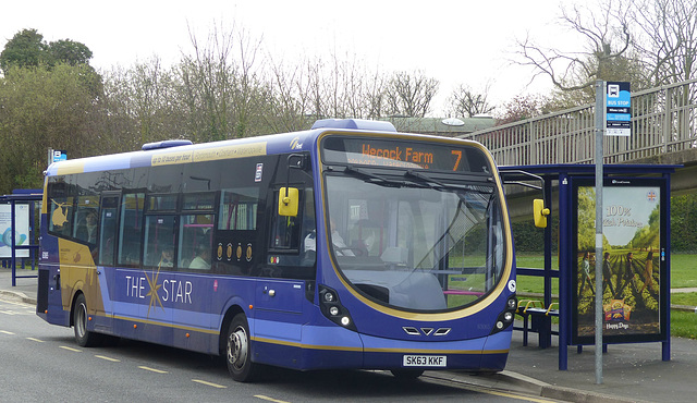 First at Hilsea (6) - 31 March 2014