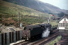 Todmorden/Burnley Copy Pit, 1st August 1968